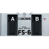 BOSS Foot Switch Boss [FS-6] - Amplifier Footswitch
